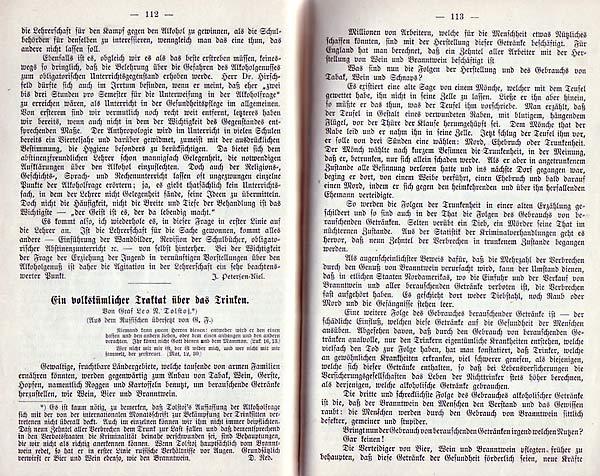 lew nikolajewitsch tolstoi steckbrief